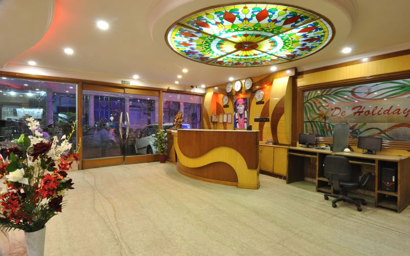 Hotel De Holiday International @ New Delhi Station-image-2
