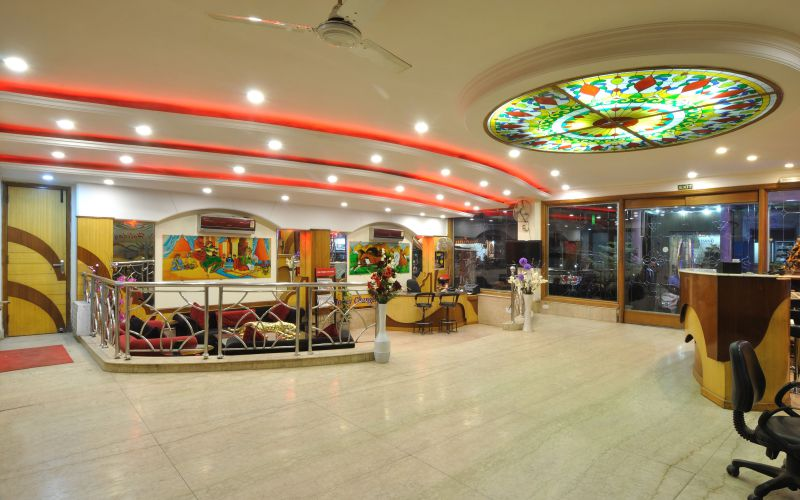 Hotel De Holiday International @ New Delhi Station-image-3