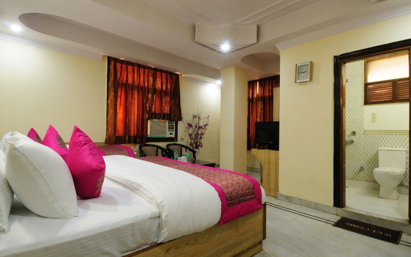 Hotel De Holiday International @ New Delhi Station-image-16