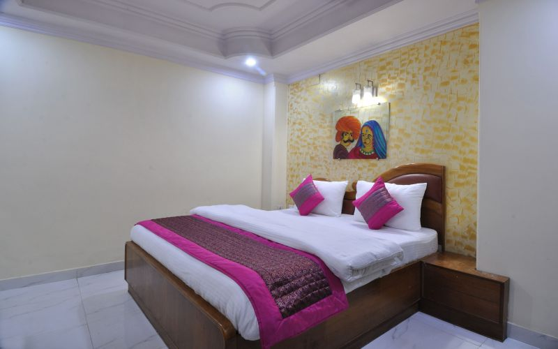 Hotel De Holiday International @ New Delhi Station-image-15