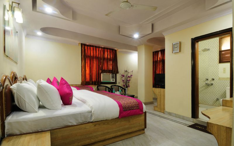 Hotel De Holiday International @ New Delhi Station-image-19