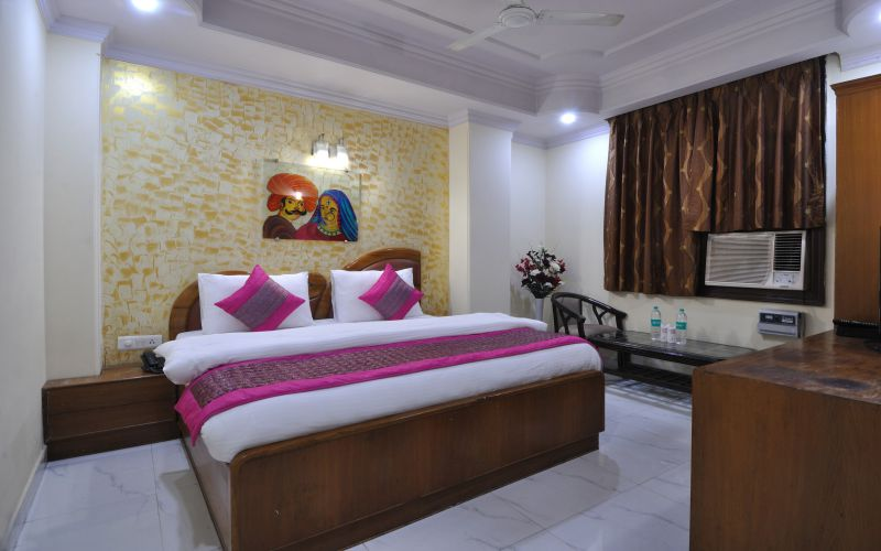 Hotel De Holiday International @ New Delhi Station-image-21