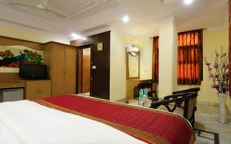 Hotel De Holiday International @ New Delhi Station-image-23