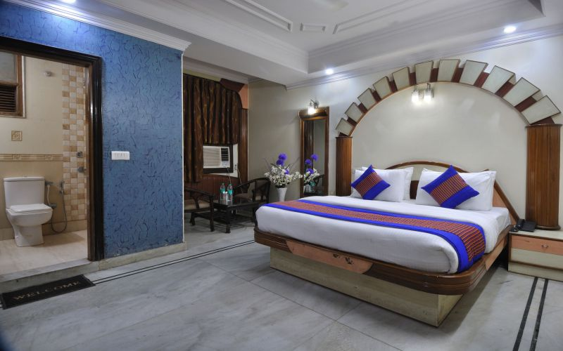 Hotel De Holiday International @ New Delhi Station-image-29