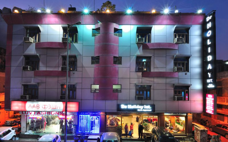 Hotel De Holiday International @ New Delhi Station-image-34