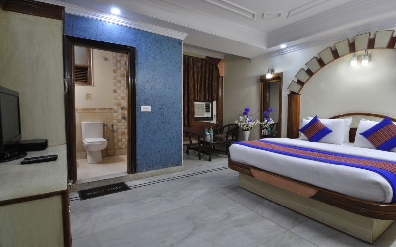Hotel De Holiday International @ New Delhi Station-image-25
