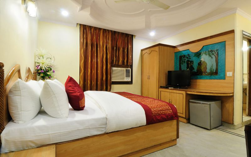 Hotel De Holiday International @ New Delhi Station-image-31