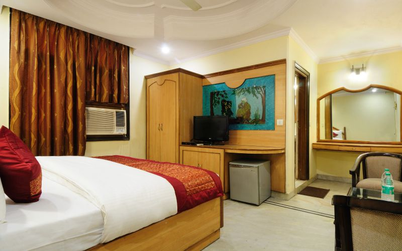 Hotel De Holiday International @ New Delhi Station-image-30