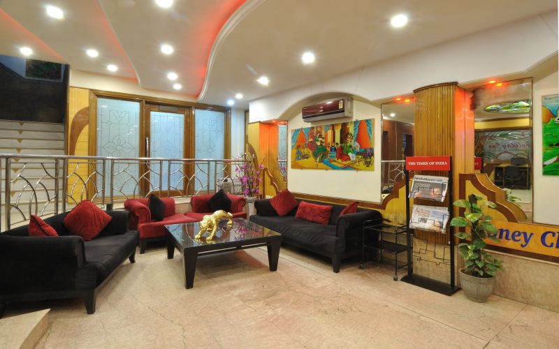Hotel De Holiday International @ New Delhi Station-image-8