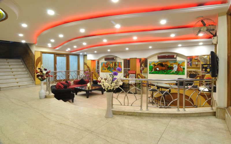 Hotel De Holiday International @ New Delhi Station-image-4