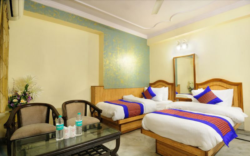 Hotel De Holiday International @ New Delhi Station-image-39